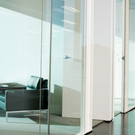 Create a Modern Office with Commercial Interior Glass